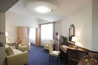 Hotel Mercure Budapest City Center -スイートルーム